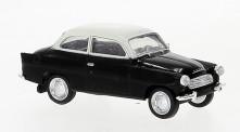 Brekina 27460 Skoda Octavia schwarz/weiß 1960