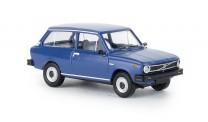 Brekina 27629 Volvo 66 Kombi blau 1975