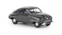 Brekina 28602 Saab 92 dunkelgrau 1950