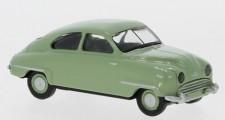 Brekina 28603 Saab 92 hellgrün 1950