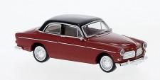Brekina 29217 Volvo Amazon (2türig) rot/schwarz