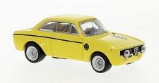 Brekina 29701 Alfa Romeo GTA 1300 gelb 1965