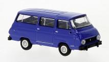 Brekina 30800 Skoda 1203 Bus blau 1969