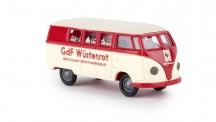 Brekina 31030 VW T1a Bus Bausparkasse Wüstenrot