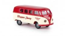 Brekina 31031 VW T1a Bus Wupper Zwerg