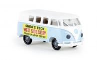 Brekina 31589 VW T1/2b Bus Ticketverkauf West Side Sto