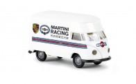 Brekina 32619 VW T1/2b Hochkasten Martini