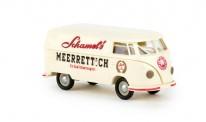 Brekina 32720 VW T1/2b Kasten Schamel Meerettich