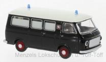 Brekina 34409 Fiat 238 Krankenwagen Falck schwarz