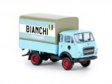 Brekina 34635 OM Lupetto Pritsche/Pl. Bianchi Campagno