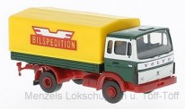 Brekina 34755 Volvo F613 Pritsche/Pl. Bilspedition