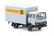 Brekina 34804 DAF F900 Koffer van Gend & Loos