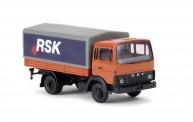 Brekina 34805-2 DAF F900 Pritsche/Pl. RSK 2.Version