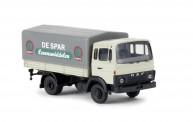 Brekina 34806 DAF F900 Pritsche/Pl. Spar
