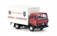 Brekina 34856 Renault JN90 Pritsche/Pl. Rhone Chartres