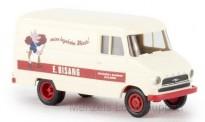 Brekina 35623 Opel Blitz A Kasten E.Bisang
