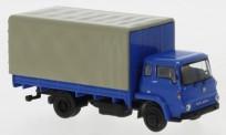 Brekina 35901 Bedford TK Pritsche/Pl. blau