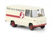 Brekina 36845 MB L406 Kasten Soya Margarin
