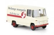 Brekina 36846 MB L406 Kasten Melange Margarin