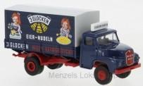 Brekina 45047 MAN 635 Koffer-Lkw 3 Glocken Eiernudeln