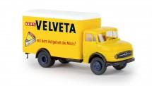 Brekina 47034 MB L322 Koffer-Lkw Kraft´s Velveta