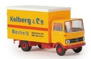 Brekina 48558 MB LP608 Koffer Paul Kolberg Berlin