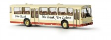 Brekina 50609 MB O307 Überlandbus HzL/BW Bank