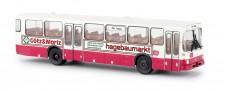 Brekina 50637 MB O 307 Überlandbus DB/Hagebaumarkt