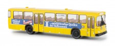 Brekina 50638 MB O307 Überlandbus gelb DB-Freyersbache