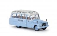 Brekina 58185 Hanomag L28 Lohner-Bus ÖBB