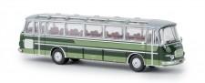 Brekina 58209 Setra S12 grau/grün