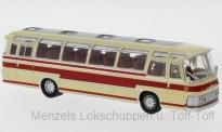 Brekina 58231 Neoplan NS12 elfenbein/rot