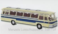 Brekina 58233 Neoplan NS12 elfenbein/blau