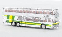 Brekina 58291 Neoplan NH22 Doppeldecker silber/grün
