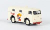 Brekina 58303 Elektro Paketwagen Sarotti