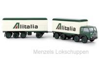 Brekina 58432 Fiat 690 Millepiedi KSZ Alitalia