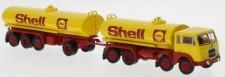 Brekina 58454 Fiat Millepiedi Tank-HZ Shell