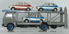 Brekina 58478AB Fiat 642 Renntransporter Fiat