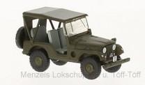 Brekina 58900 Jeep Universal Schweizer Armee