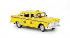 Brekina 58921 Checker Cab New York II