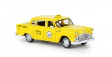 Brekina 58923 Checker Cab Los Angels