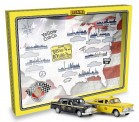 Brekina 58931 USA Checker Cab Set mit 2 Modellen