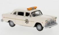 Brekina 58940 Checker Cab Arizona State Trooper