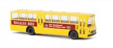 Brekina 59044 MB O317K Postbus Riegeler Bier