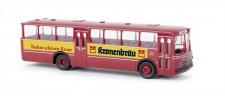 Brekina 59045 MB O317K Bahnbus Kronenbräu