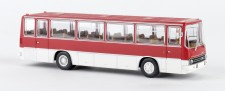 Brekina 59601 Ikarus 255 Stadtbus rot/weiß