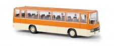 Brekina 59652 Ikarus 255 Reisebus orange/elfenbein