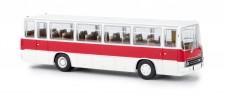 Brekina 59654 Ikarus 255.71 Reisebus weiß/verkehrsrot