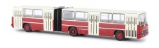 Brekina 59707 Ikarus 280.02 Stadt-Gelenkbus weiß/rot