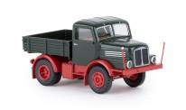 Brekina 71452 IFA S4000-1 SZM m. Pritsche grün/rot